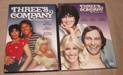 Three's Company Cmplt Season 1 and Season 2-- $10.00 for both (S'BORO)