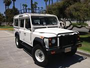 Land Rover Only 91120 miles
