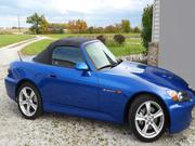 2009 Honda S2000 Honda S2000 Convertible 2-door