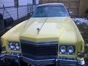 1974 cadillac Cadillac Eldorado Base Convertible 2-Door