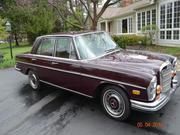 1972 Mercedes-benz 200