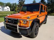 2016 Mercedes-benz 2016 Mercedes-Benz G-Class AMG Performance Studio