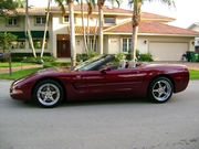 2003 Chevrolet Corvette 50th Pkg.