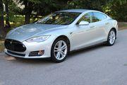 2013 Tesla Model S 57910 miles