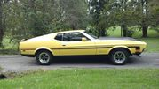 1971 Ford Mustang 5568 miles